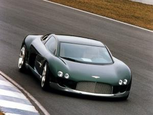 Bentley Hunaudieres Concept 1999 года