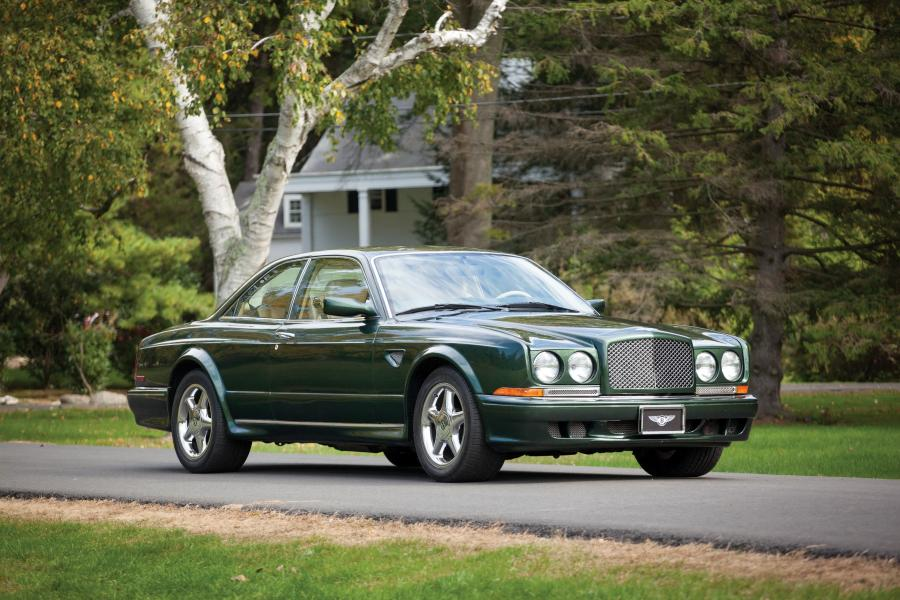 Bentley Continental R Millenium Edition '2000