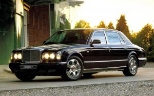 Bentley Arnage Red Label LWB Personal Commission 2001 года