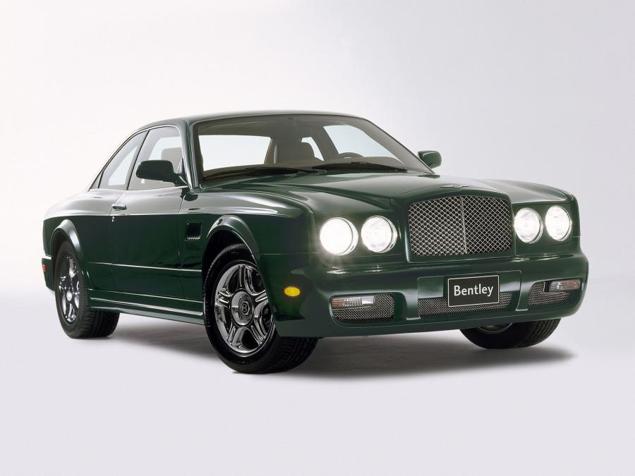 Bentley Continental T Le Mans
