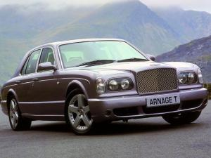 Bentley Arnage T 2002 года