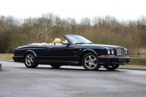 2002 Bentley Azure Le Mans Series Limited Edition