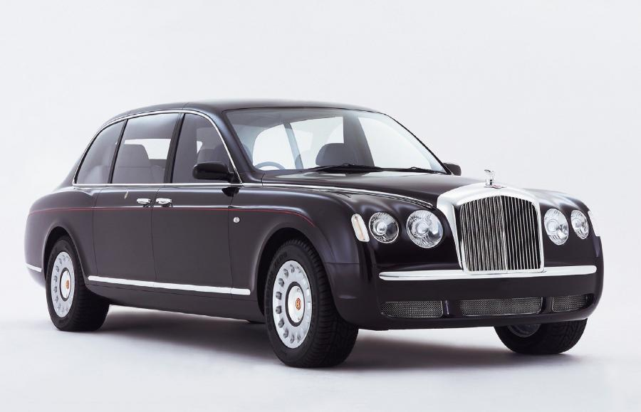 Bentley State Limousine '2002