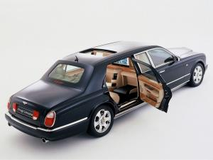 Bentley Arnage Limousine by Mulliner 2003 года