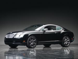 Bentley Continental GT 2003 года (US)
