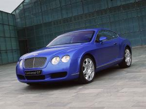 2003 Bentley Continental GT Mulliner Driving Spec