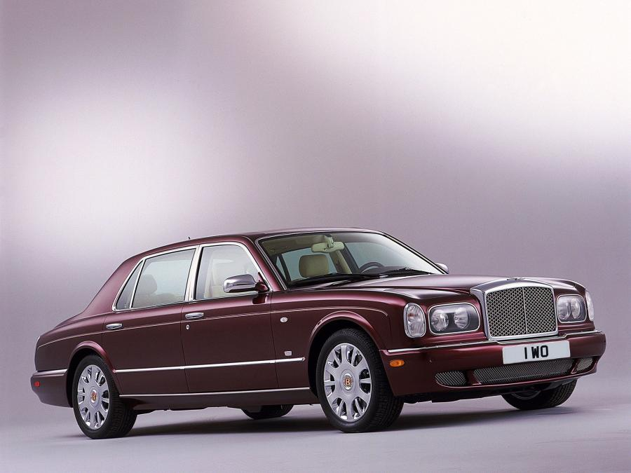 Bentley Arnage Red Label LWB Mulliner