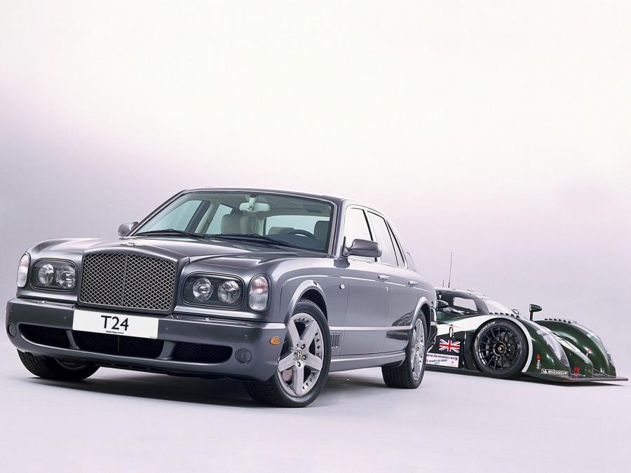 Bentley Arnage T24 Mulliner