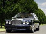 Bentley Arnage Blue Train 2005 года