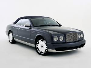 Bentley Arnage Drop Head Coupe 2005 года