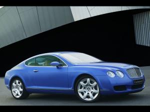 Bentley Continental R Mulliner 2005 года