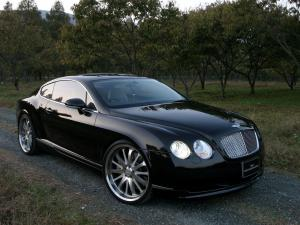 Bentley Continental GT by Wald 2006 года