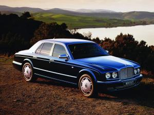 Bentley Arnage R 2007 года