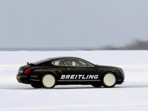 2007 Bentley Continental GT Ice Speed Record Car by Makela Auto Tuning