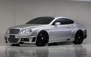 Bentley Continental GT Sports Line Black Bison Edition by Wald 2007 года