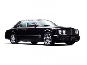 Bentley Arnage Final Series 2008 года