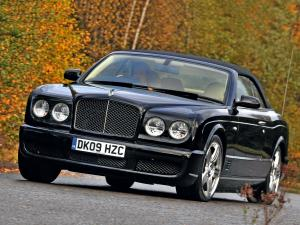 2008 Bentley Azure T (UK)