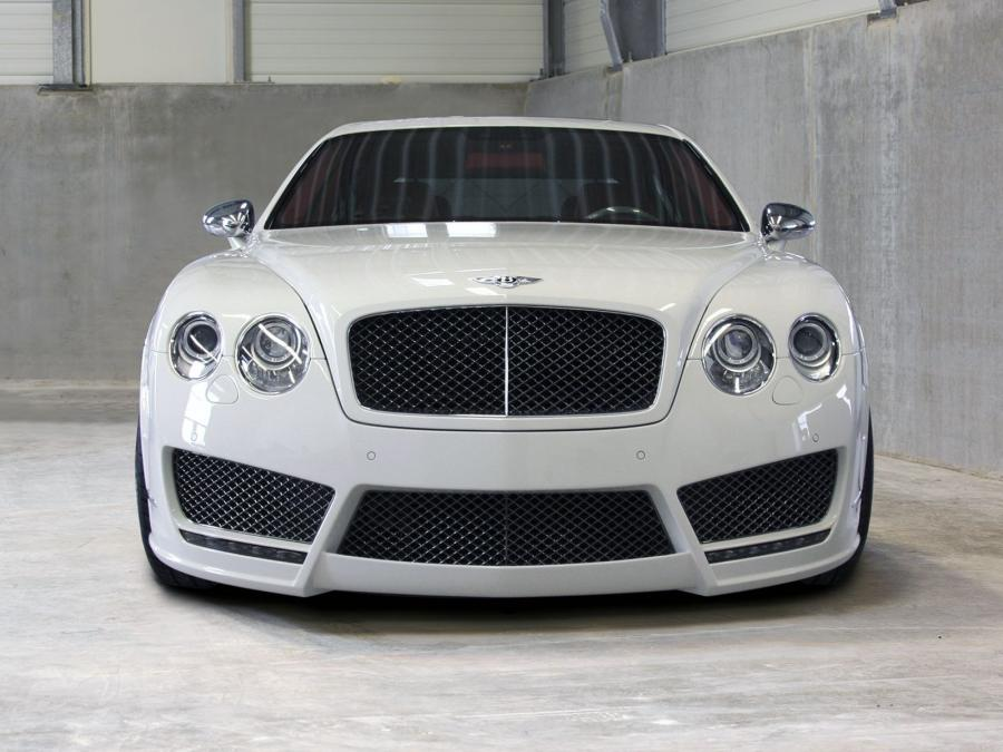 Bentley Continental Flying Spur Speed by Mansory