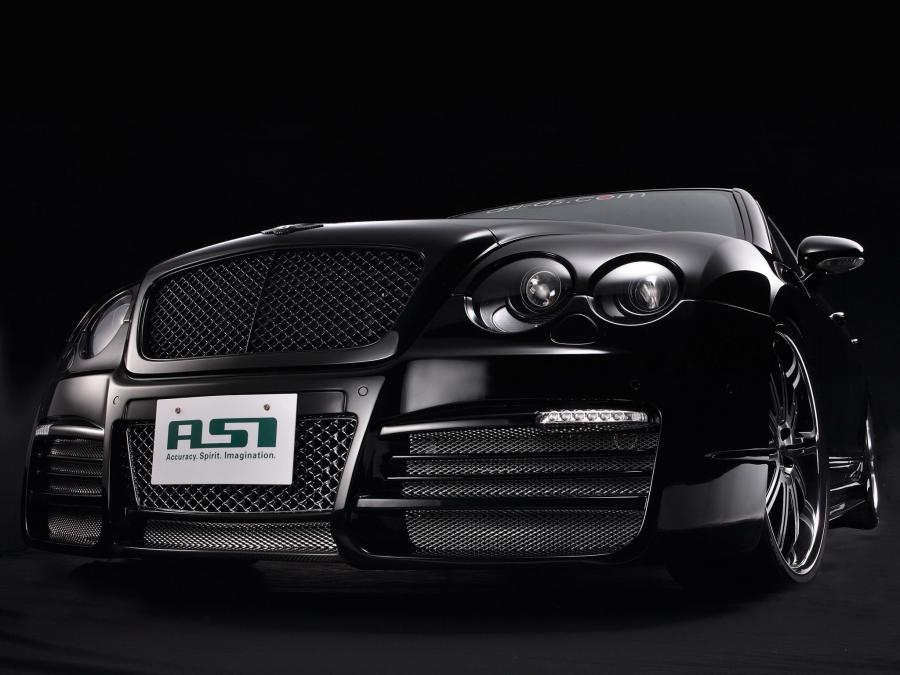 Bentley Continental Flying Spur by ASI