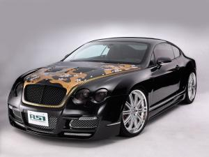 2008 Bentley Continental GT Speed by ASI