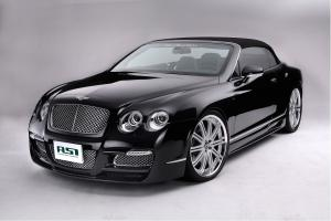 Bentley Continental GTC by ASI 2008 года