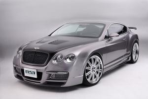 Bentley Continental GTS by ASI 2008 года