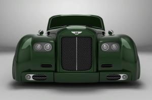 Bentley S3 E Design Concept 2008 года