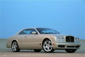 Bentley Brooklands 2009 года (NA)