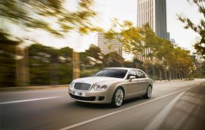 Bentley Continental Flying Spur 2009 года