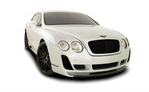 2009 Bentley Continental GT BR9 Edition by Vorsteiner