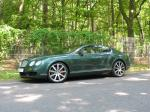 Bentley Continental GT Birkin Edition by MTM 2009 года