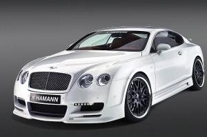 Bentley Continental GT Speed by Hamann 2009 года