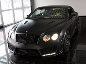 Bentley Continental GT Speed by Mansory 2009 года
