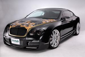 2009 Bentley Continental GT by ASI