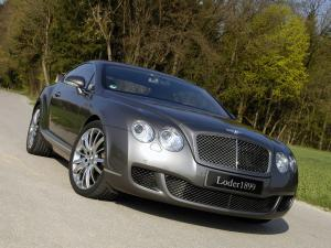 Bentley Continental GT by Loder1899 2009 года