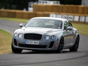 2009 Bentley Continental SuperSports