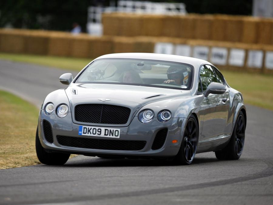 Bentley Continental SuperSports '2009