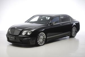 2010 Bentley Continental Flying Spur Black Bison Edition by Wald