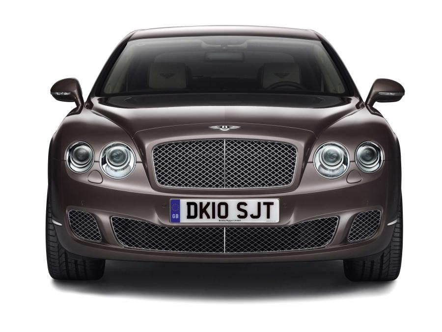 Bentley Continental Flying Spur Speed China Special Edition