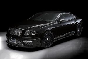 2010 Bentley Continental GT Black Bison Edition by Wald