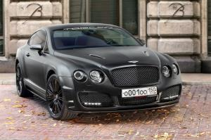 Bentley Continental GT Bullet by TopCar 2010 года