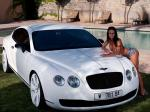 Bentley Continental GT SS SNAKE SKIN VINYL by Dartz 2010 года