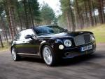 Bentley Mulsanne 2010 года (UK)