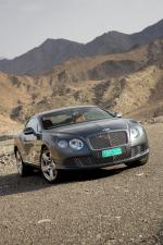Bentley Continental GT 2011 года