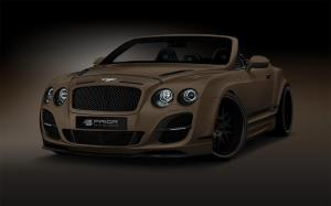 2011 Bentley Continental GTC by Prior Design