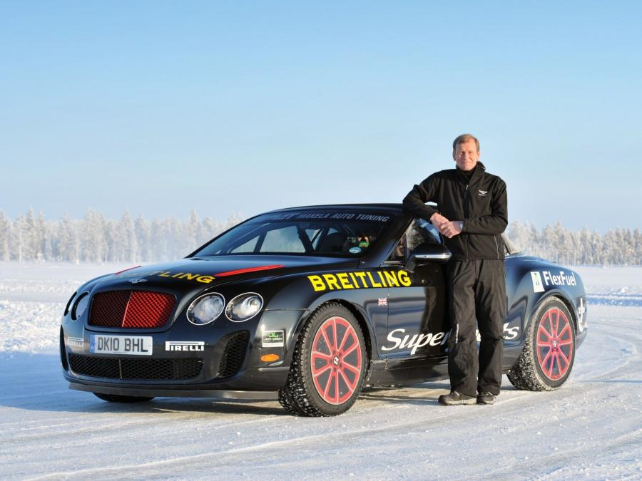 Bentley Continental SuperSports ISR Convertible by Makela Auto Tuning '2011