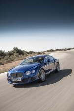 Bentley Continental GT Speed 2012 года