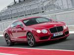 Bentley Continental GT V8 2012 года