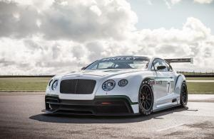 Bentley Continental GT3 Concept 2012 года
