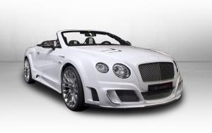Bentley Continental GTC by Mansory